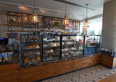 Caffe Nero shop