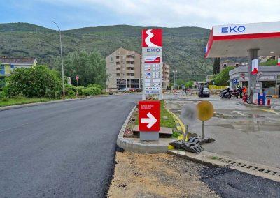 EKO signage