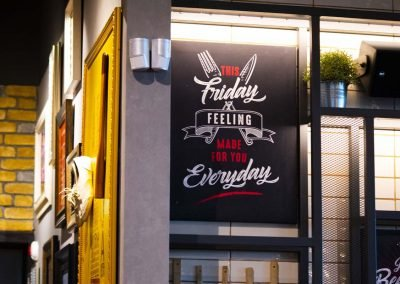 Fridays graphics