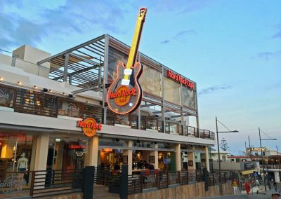 Hard Rock Caffe shop