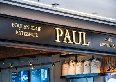 Paul interior signs