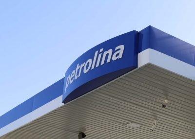 Petrolina signage