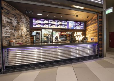 Taco Bell shop fitting 3