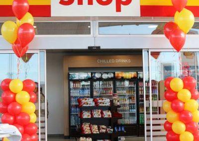 Shell shop