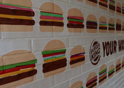 Graphics Burger King