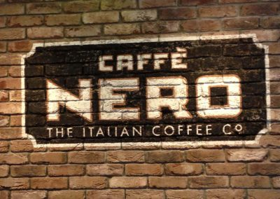 Graphics Caffe Nero