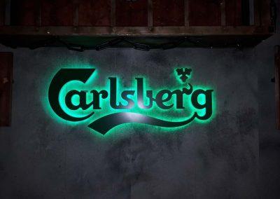 Interior Signs Carlsberg