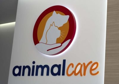 Interior Signs animal care