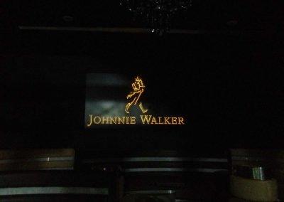 Interior Signs Johnnie Walker