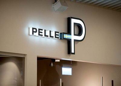 Interior Signs Pelle